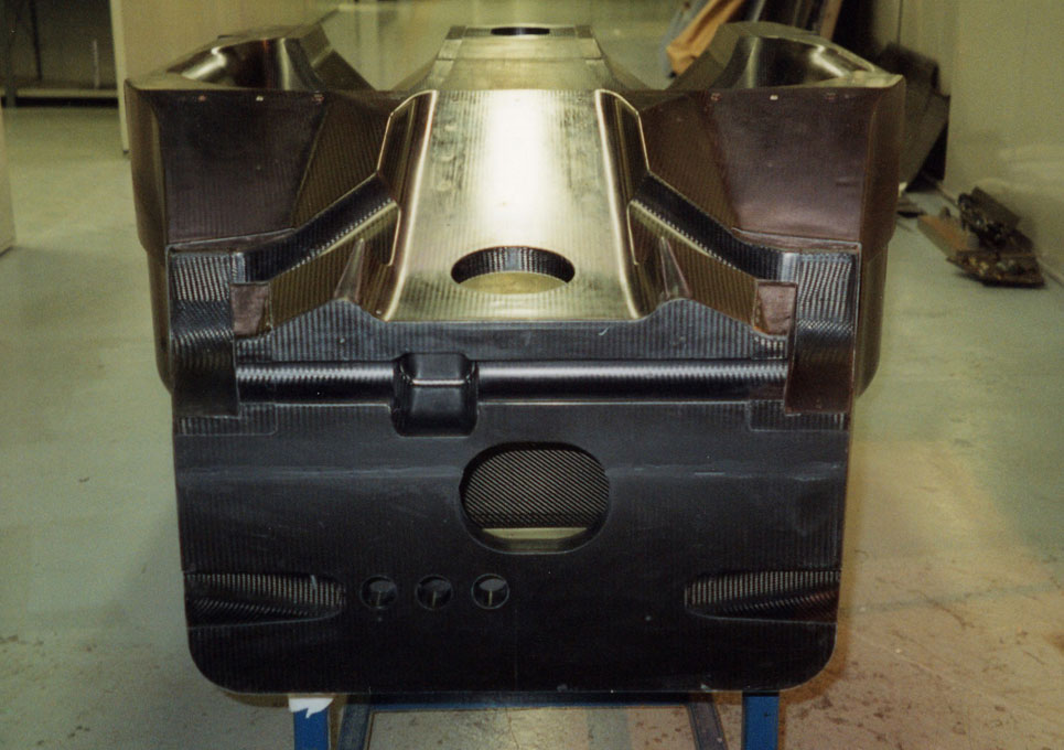 Ascari A410 LMP Sportscar Composite Chassis