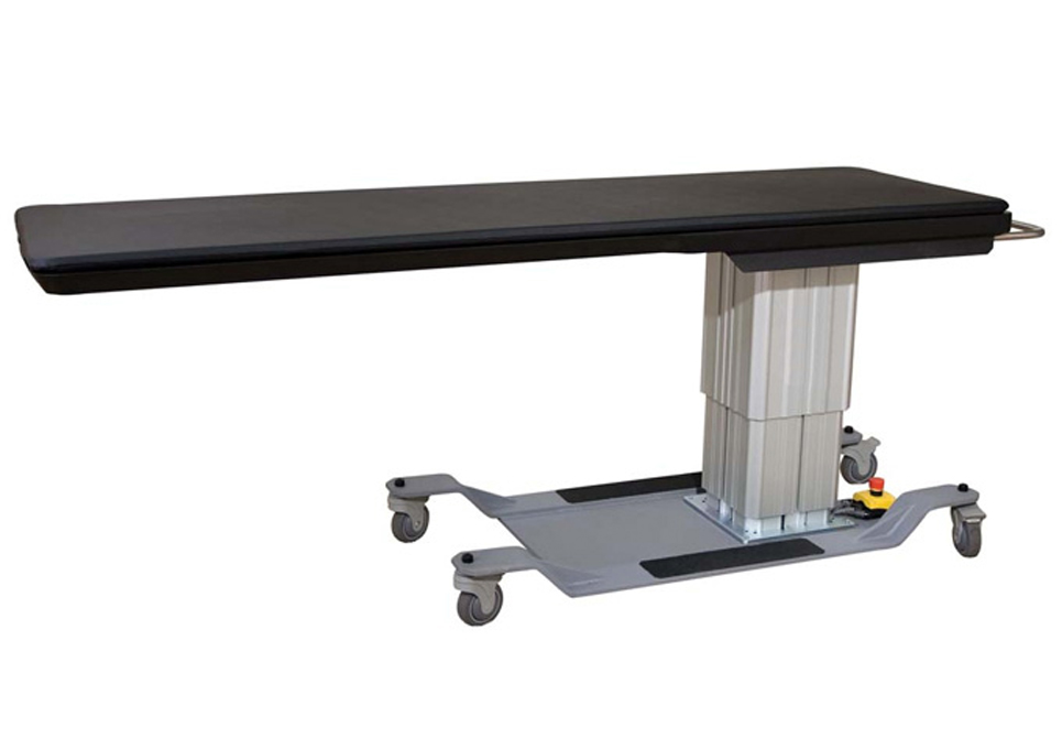 MRI Machine Carbon Fiber Carrier and Table