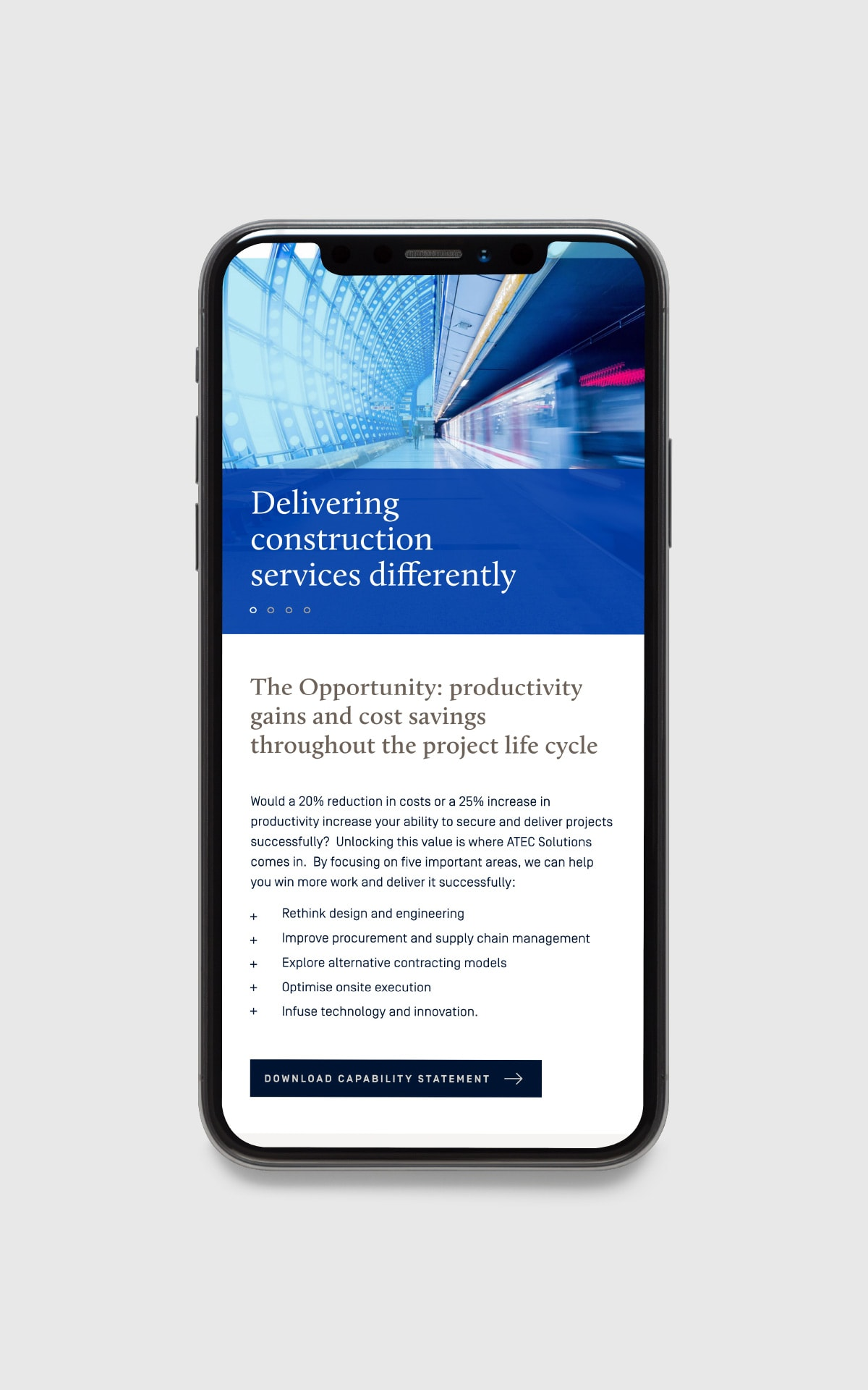 ATEC-Solutions-Website-Design