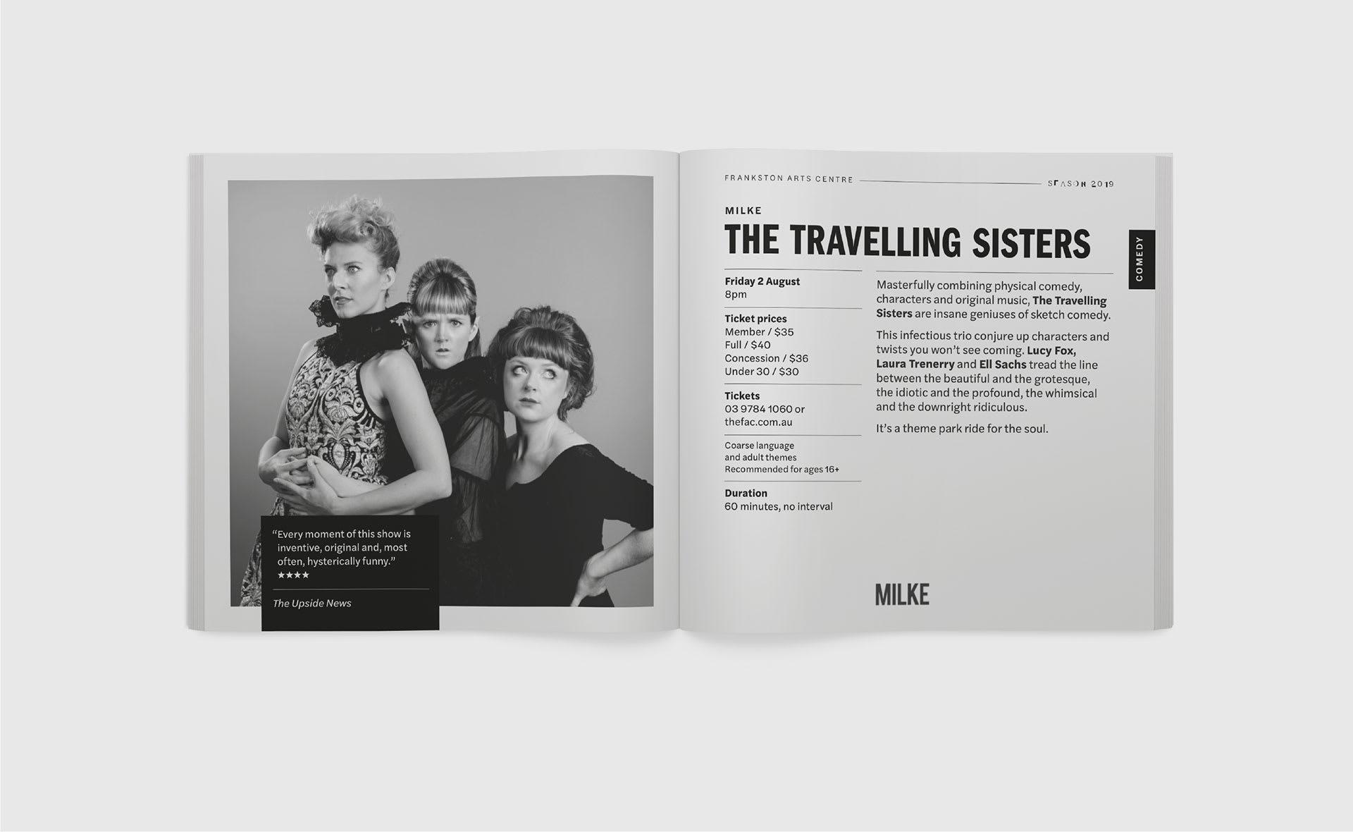 Cube 37 brochure design