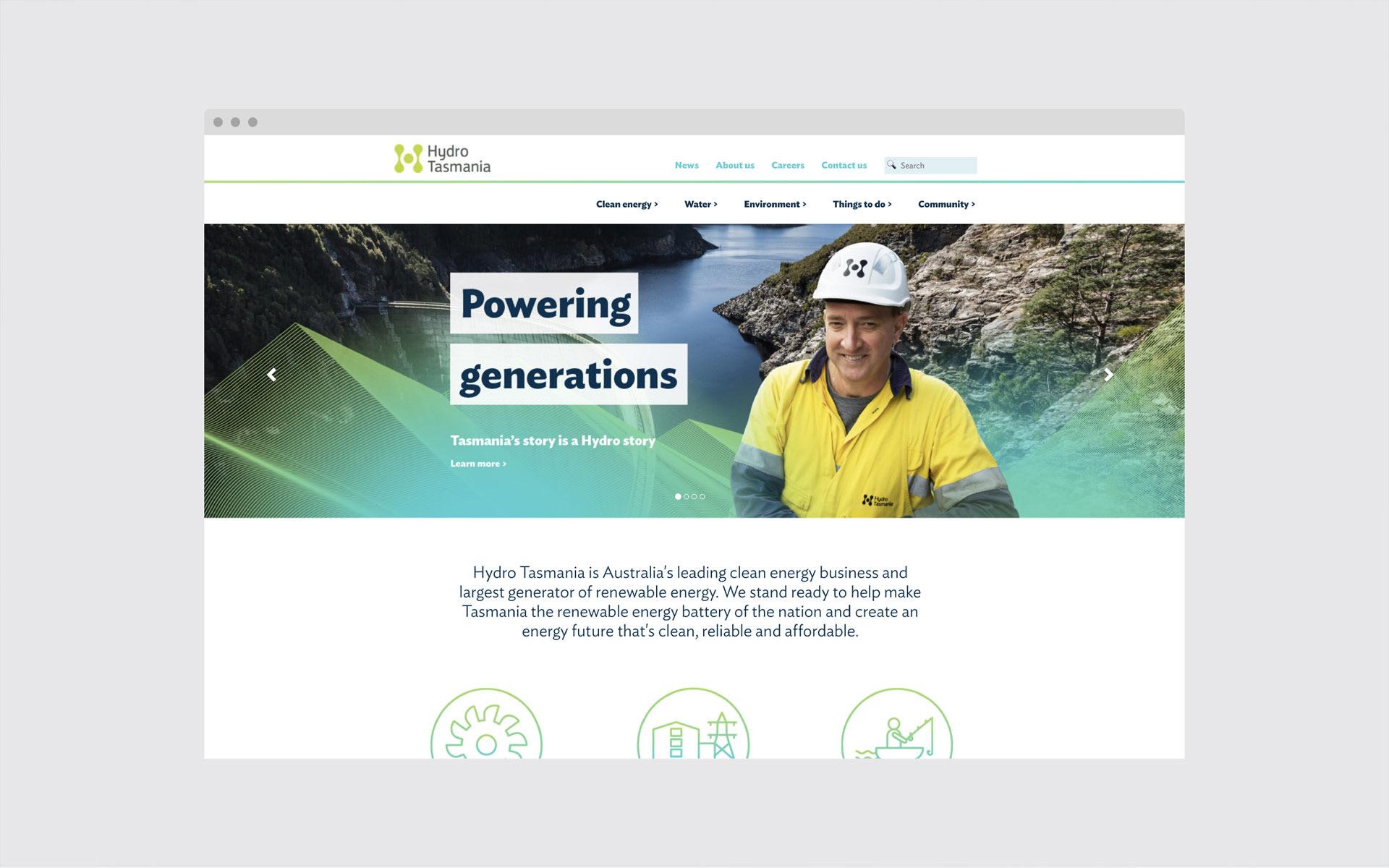 Hydro-Tasmania-Brand-Refresh-Website-Design