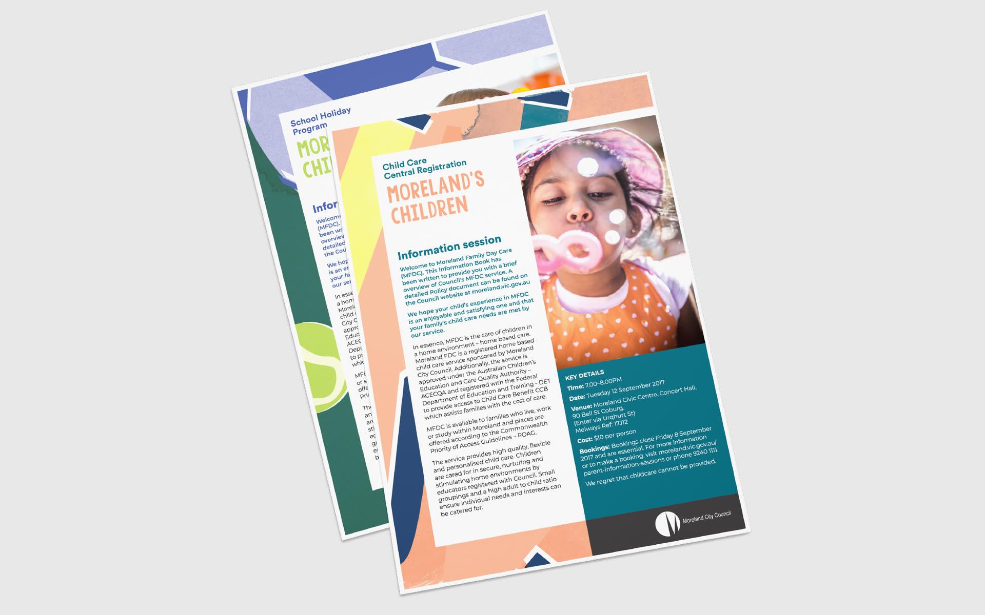 Moreland-City-Council-Flyer-Design