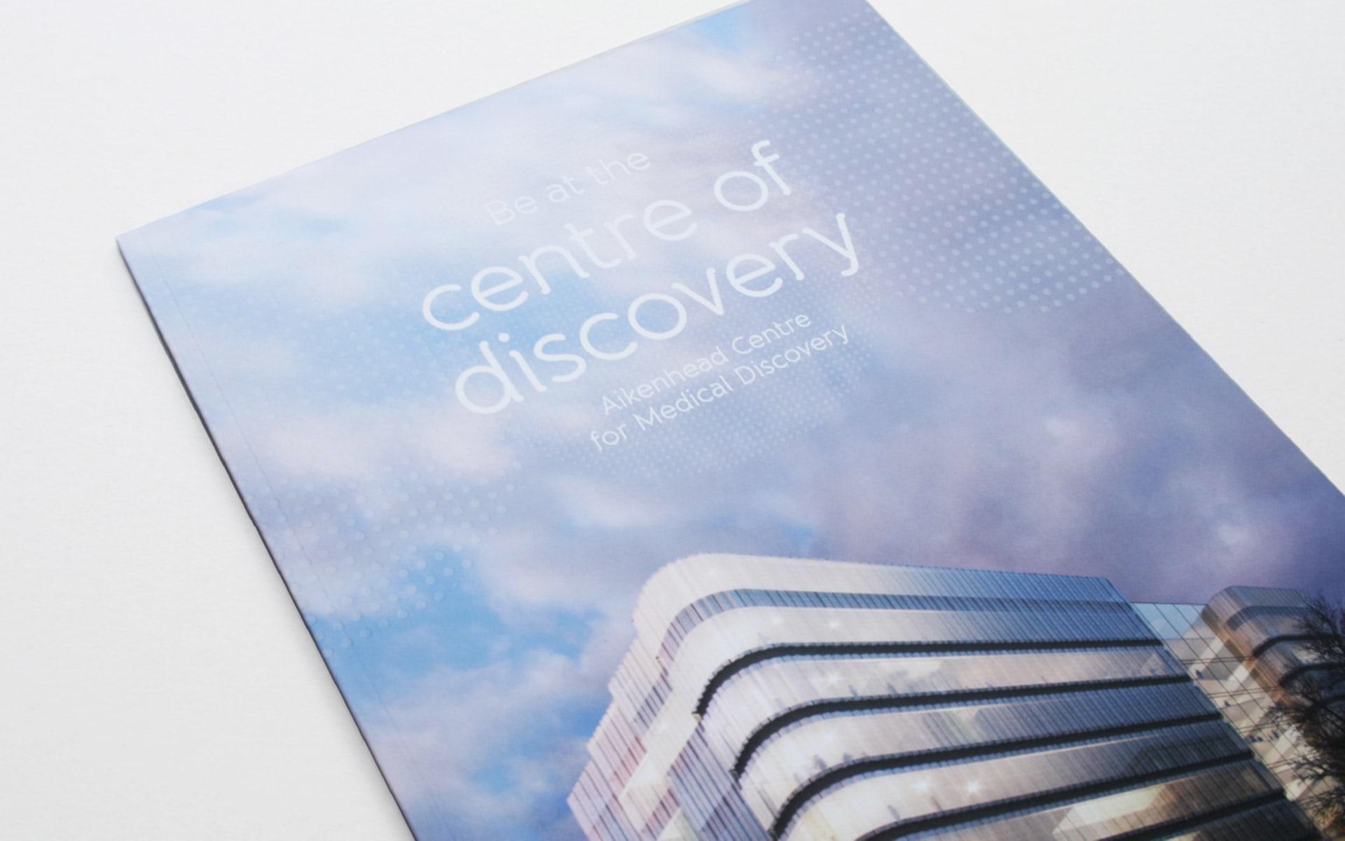 Aikenhead-Centre-For-Medical-Discovery-Brochure-Design
