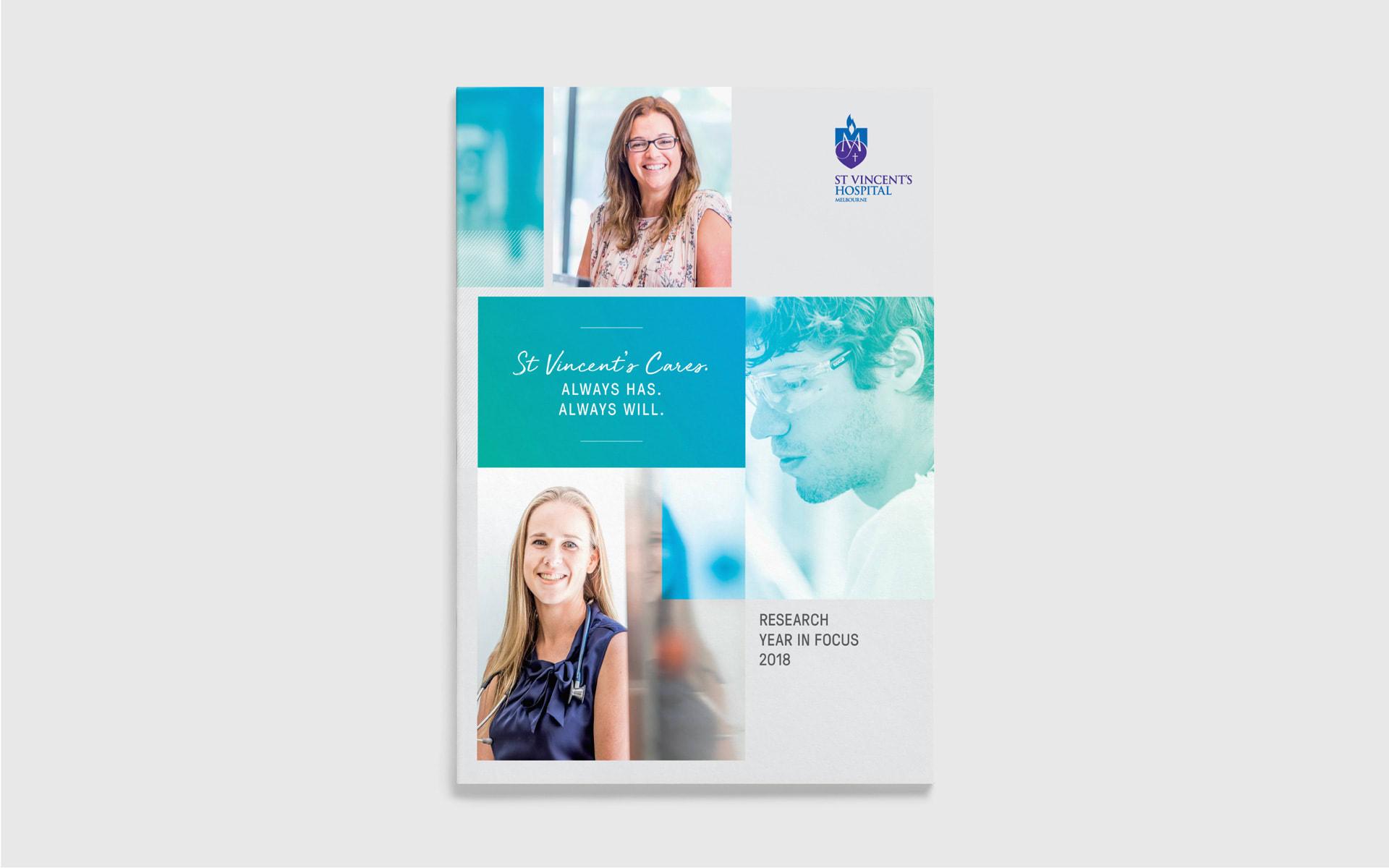 St-Vincents-Hospital-Melbourne-Research-Brochure-Design