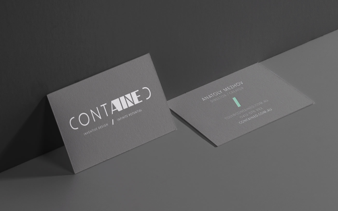 Contained-Business-Card