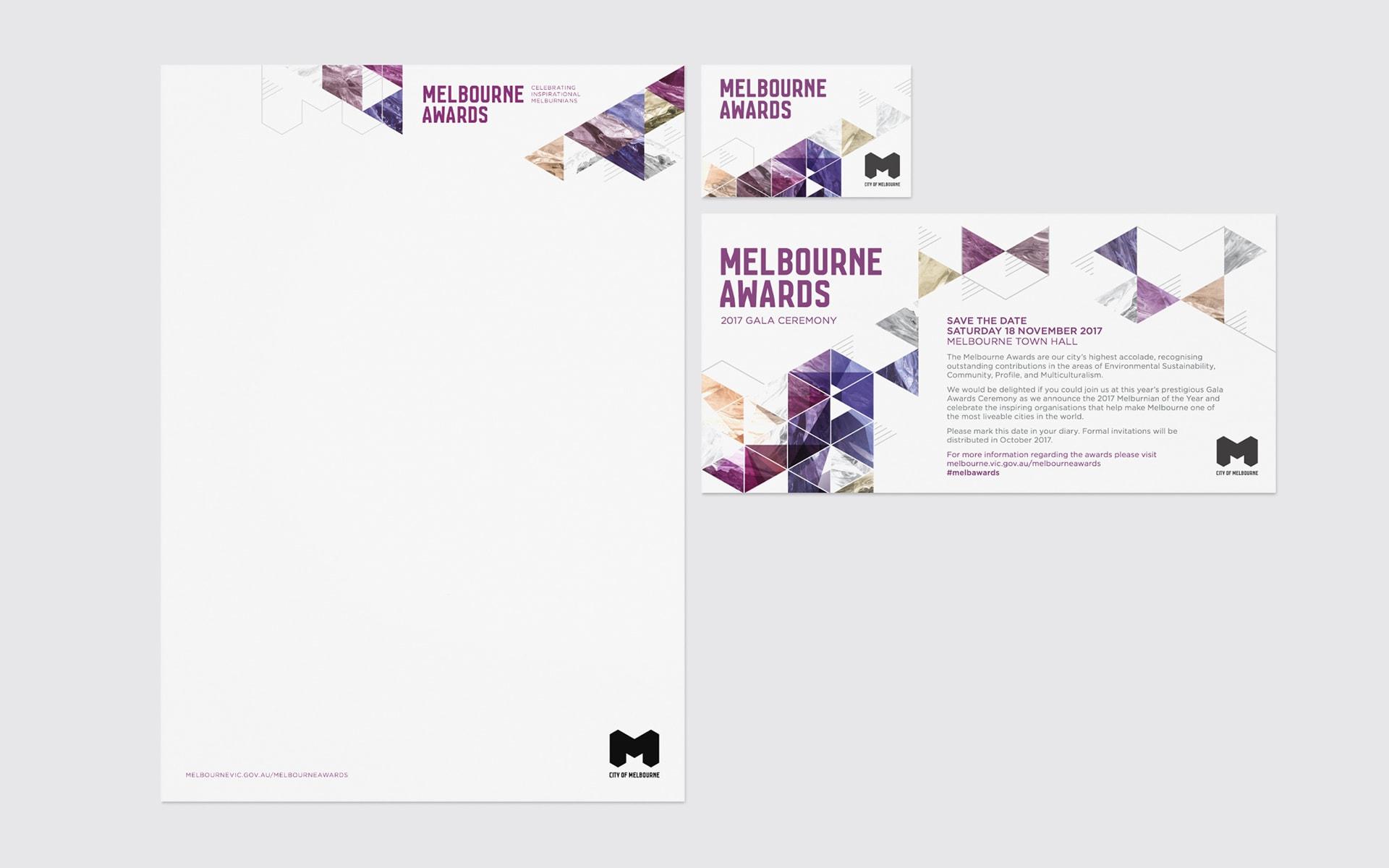 City of Melbourne 2017 Melbourne Awards