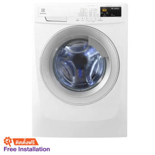 ELECTROLUX Front Load Washing Machine (8 kg) EWF12844+Stand