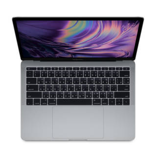"""APPLEMacBook Pro with Touch Bar 2019 (13"""", RAM 8GB, 512GB, Space Grey)"""