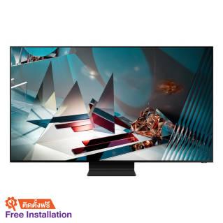 "SAMSUNGทีวี Q800TA UHD QLED (82"", 8K, Smart) รุ่น QA82Q800TAKXXT"