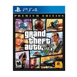 PS4 Grand Theft Auto V (GTA V Ps4)(GTA 5 Ps4)