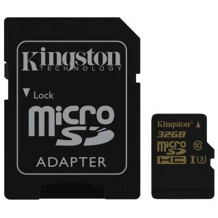 KINGSTON Micro SDHC Card (32GB) SDCG/32GB