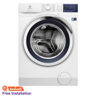 ELECTROLUXFront Load Washing Machine (8 kg) EWF8024BDWA +Stand