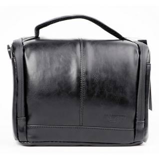 MONSTER GEARCamera Bag (Black) Traveller Leather
