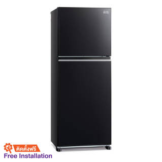 MITSUBISHI ELECTRIC Double Doors Refrigerator ( 13.3 Cubic ) MR-FX41EN-GBK