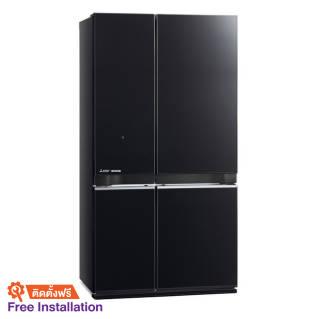 MITSUBISHI ELECTRIC4 Doors Refrigerator (22.5  Cubic,Black) MR-L70EN-GBK