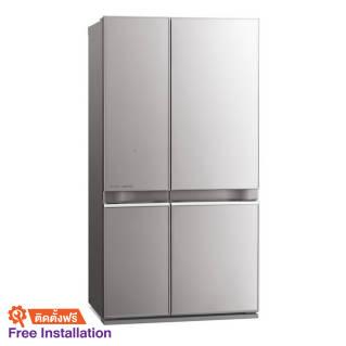 MITSUBISHI ELECTRIC4 Doors Refrigerator (22.5 Cubic,Silverl) MR-L70EN-GSL