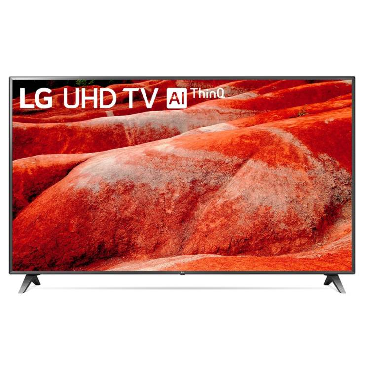 "LG TV UHD LED (75"", 4K, Smart) 75UM7500PTA."