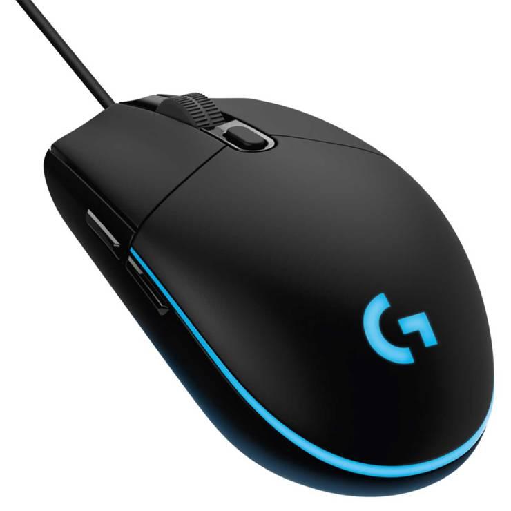 Optical Gaming Mouse (Black) G102 Prodigy