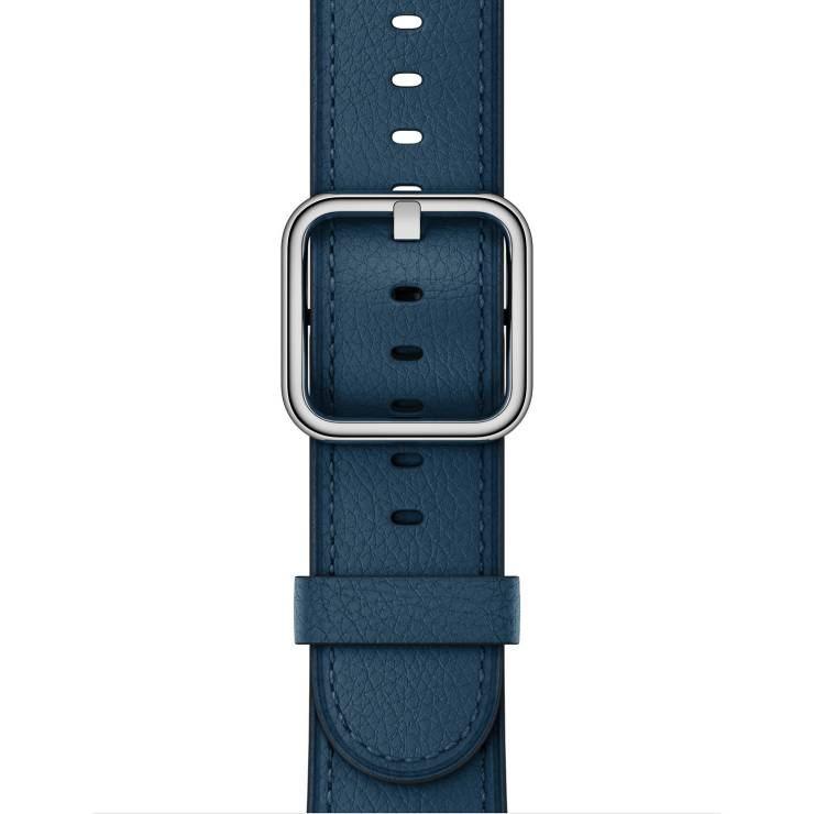 size 40 db4d9 16a0b Watch Band (42mm, Cosmos Blue Classic Buckle)