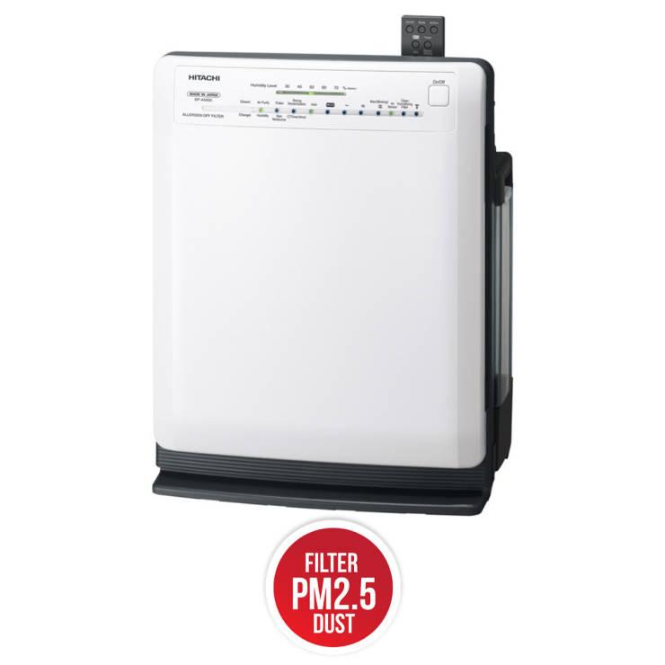 Air Purifier (33 sqm) EP-A5000-WH