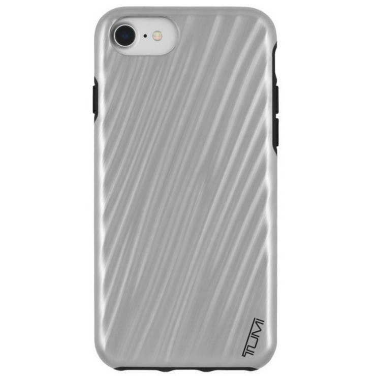 premium selection 65196 397c2 Case For iPhone 7/8 (Metallic Siver) TUIPH-022-SLV