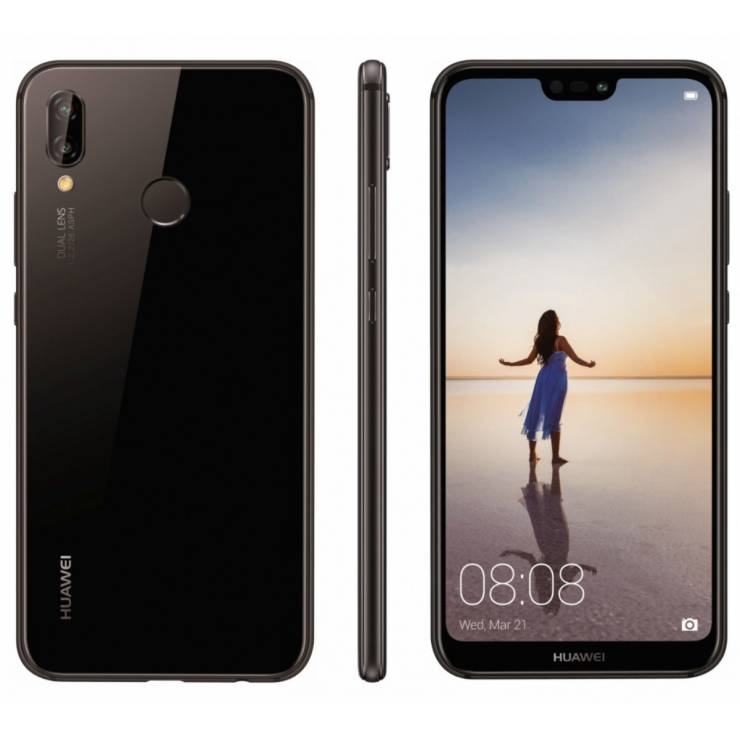 Nova 3E (128GB,Midnight Black)