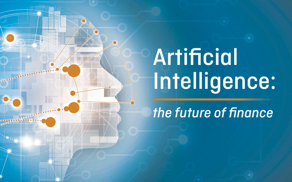 Artificial intelligence – the future of finance