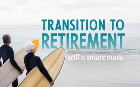 Transition to retirement – Still a smart move