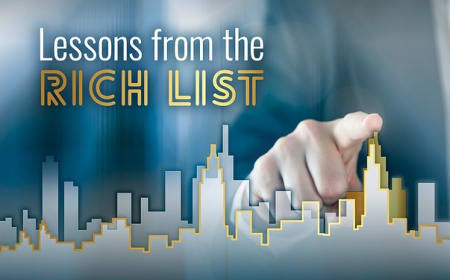 Lessons from the 'rich list'