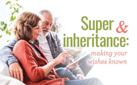 Super and inheritance: making your wishes known