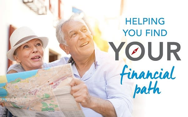 Helping you find your financial path