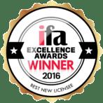 IFA Excellence Award Winner 2016