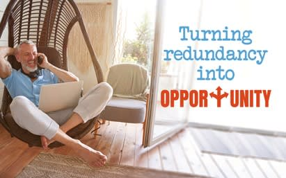 Turning redundancy into opportunity