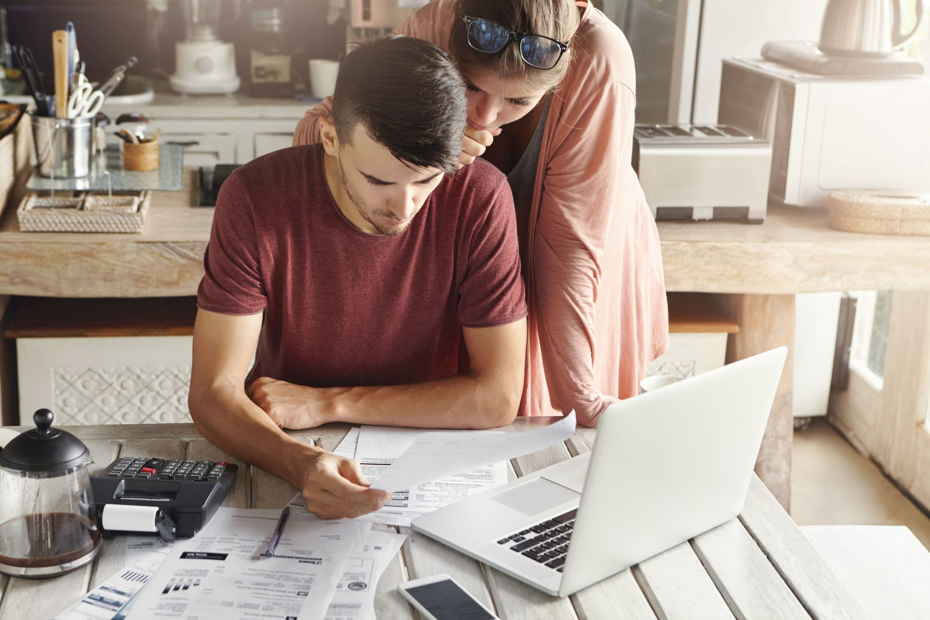 First-home buyers told to think twice about large mortgages – The New Daily