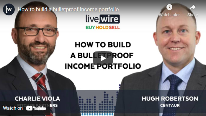 How to build a bulletproof income portfolio – Livewire
