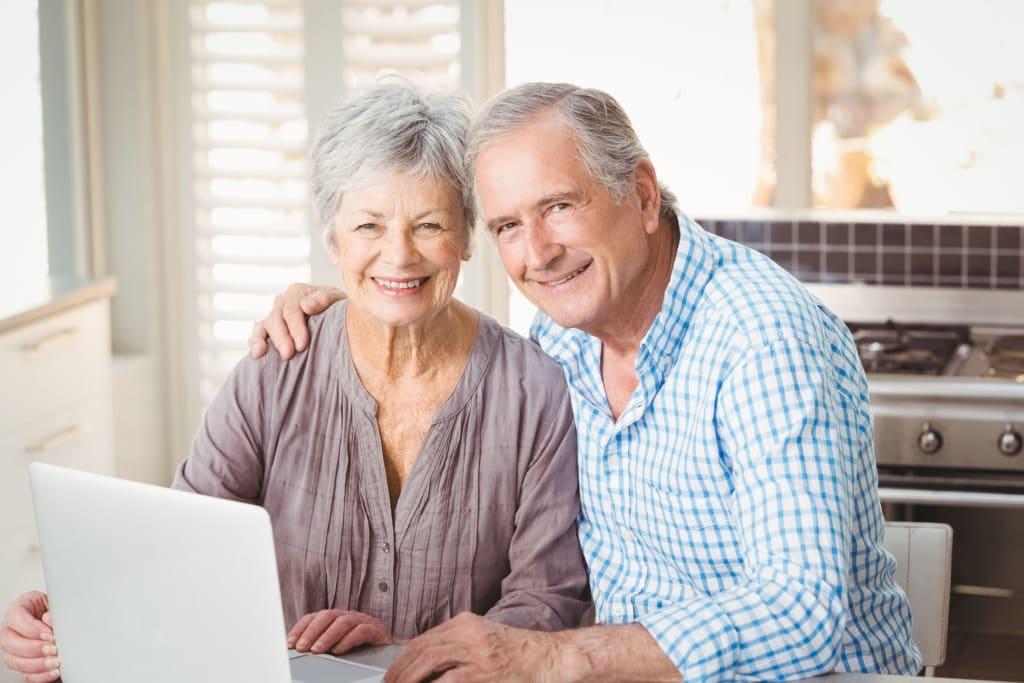 retired Gold Coast Couple