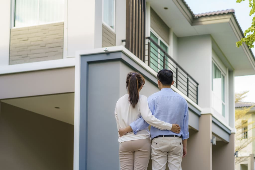 buy first home