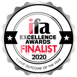 IFA 2020 FINALIST - Client Outcome of the Year