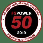 FSPower50 2019 - Most Influential Adviser