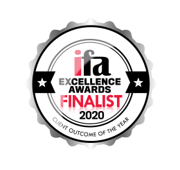2020 Independent Financial Client Outcomes of the Year