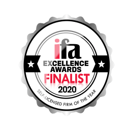 2020 Independent Financial Adviser Firm of the Year