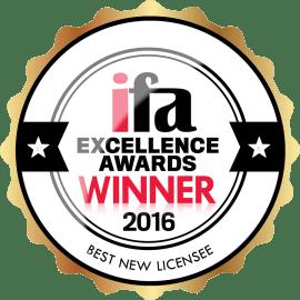 IFA 2016 WINNER - Best New Licence