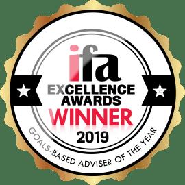 IFA 2016 WINNER - Goal-Based Adviser of the Year