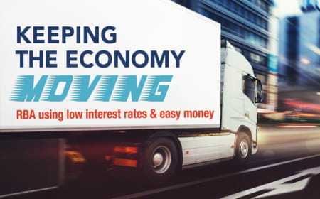 Keeping the economy moving