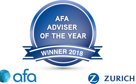 AFA Adviser of the Year 2018