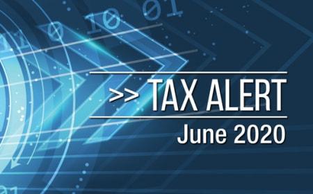 Tax Alert June 2020