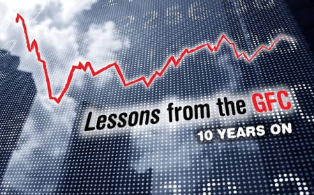 Lessons from the GFC – 10 years on