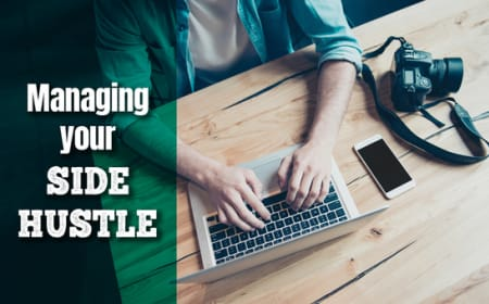 Managing your side hustle
