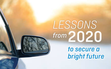 Lessons from 2020 to secure a bright future