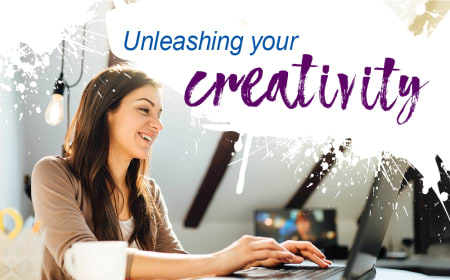 Unleashing your creativity